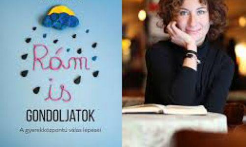 Rám is gondoljatok - beszélgetés Gyurkó Szilviával