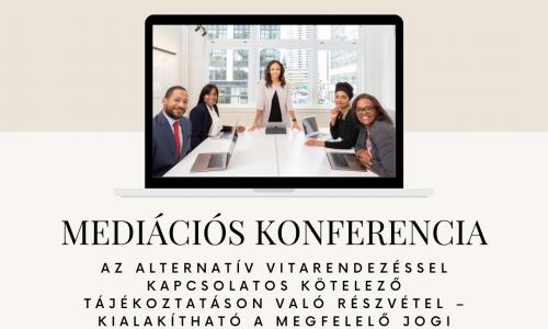 KEMI - BKIK online nemzetközi mediációs konferencia