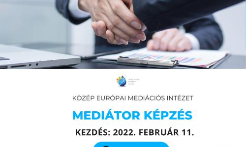 KEMI mediátor képzés 2022. február